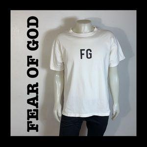 FEAR OF GOD SHIRT